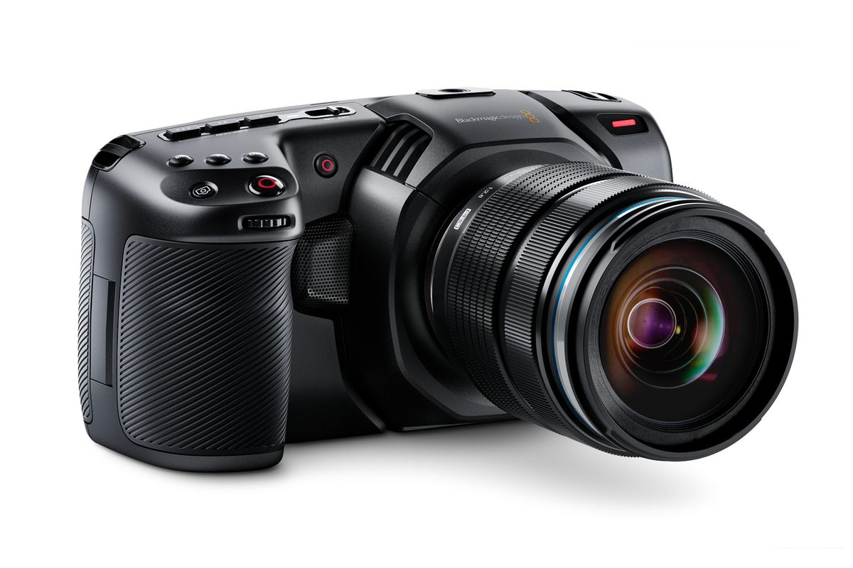 Blackmagic Pocket Cinema Camera 4K Unveiled At Incredible Price