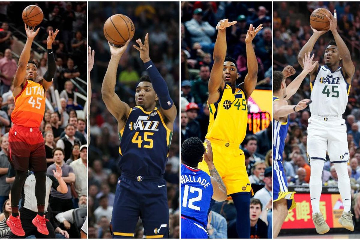 new styles 576fd 368a2 How the Utah Jazz fared in each uniform - Deseret News
