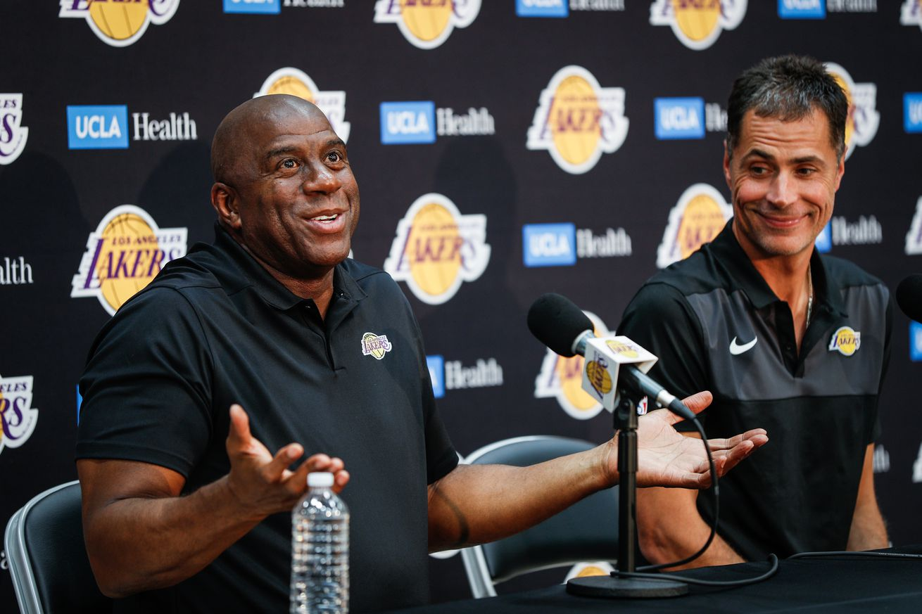 1036866252.jpg.0 - Magic Johnson is gone and the Lakers are still doing everything all wrong