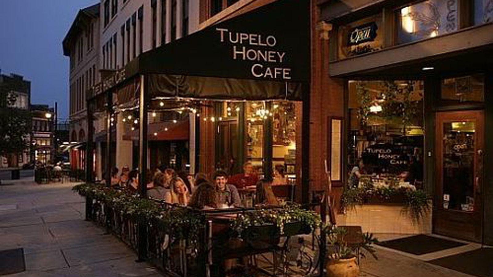Tuperlo Honey Cafe Atlanta Menu