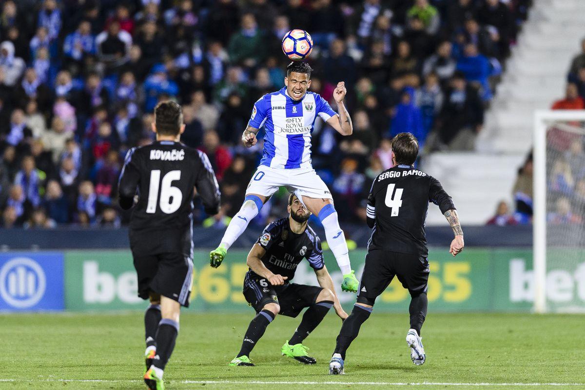 2016-17 La Liga - Deportivo Leganes vs Real Madrid