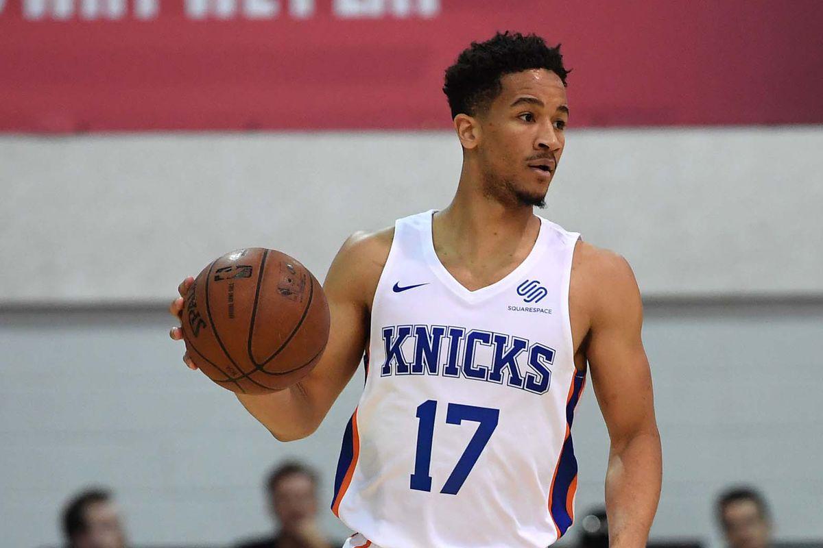 NBA: Summer League-Utah Jazz at New York Knicks