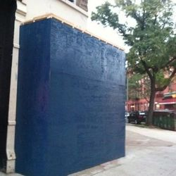 """A new Mexican restaurant planned for 267 Flatbush via <a href=""""http://www.brownstoner.com/blog/2012/10/mexican-restaurant-planned-for-flatbush-and-st-marks/"""">Brownstoner</a>."""