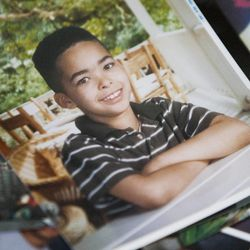 They killed my son because he's black,' Saratoga Springs mom