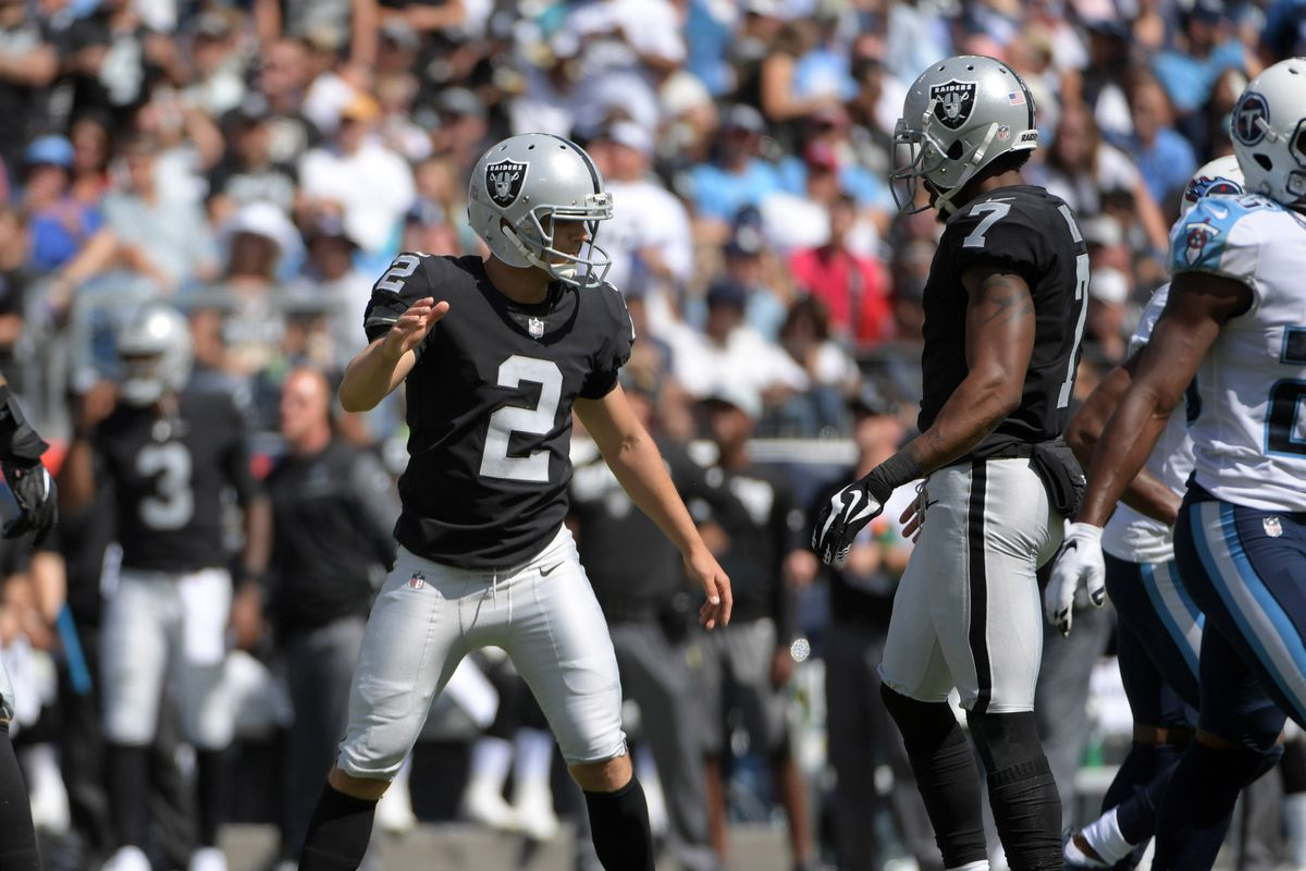 NFL: Oakland Raiders at Tennessee Titans