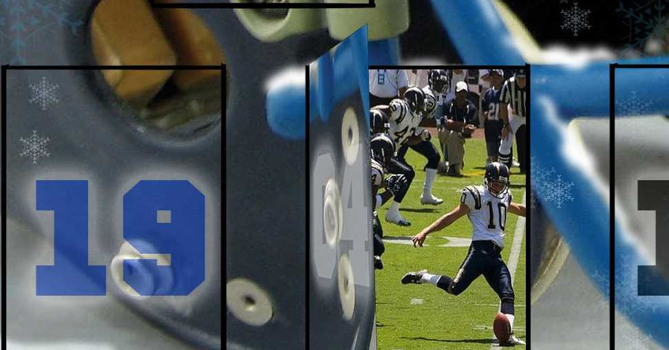 Chargers Advent Calendar - Dec. 4: The last successful free kick in the NFL