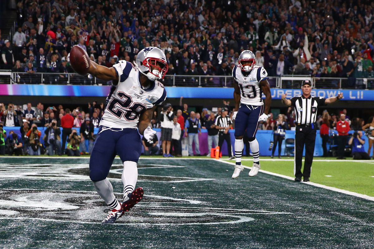 7a649797c Patriots Snap Count Report  James White plays major role in Super Bowl 52   explaining Malcolm Butler decision