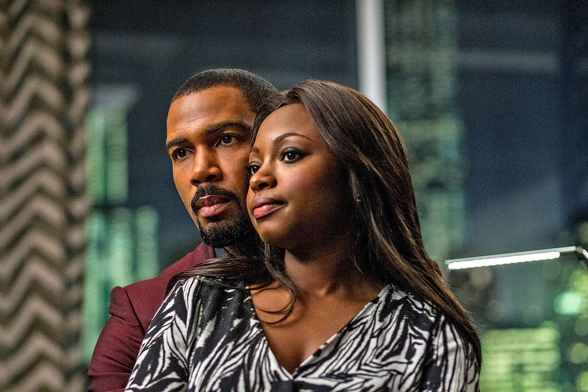 Ghost and Tasha are married on Power.