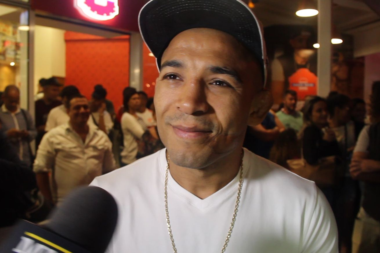 Jose Aldo open to No. 1 contender fight with Cub Swanson