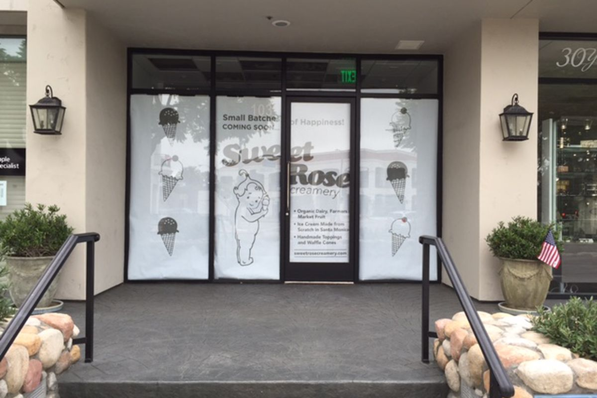 The upcoming Sweet Rose in the Palisades