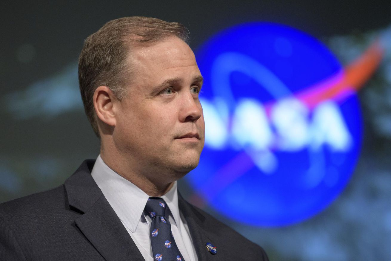 <em>NASA administrator Jim Bridenstine</em>