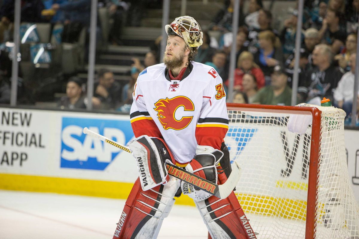 The future for Karri Ramo in Calgary is very much in the air.