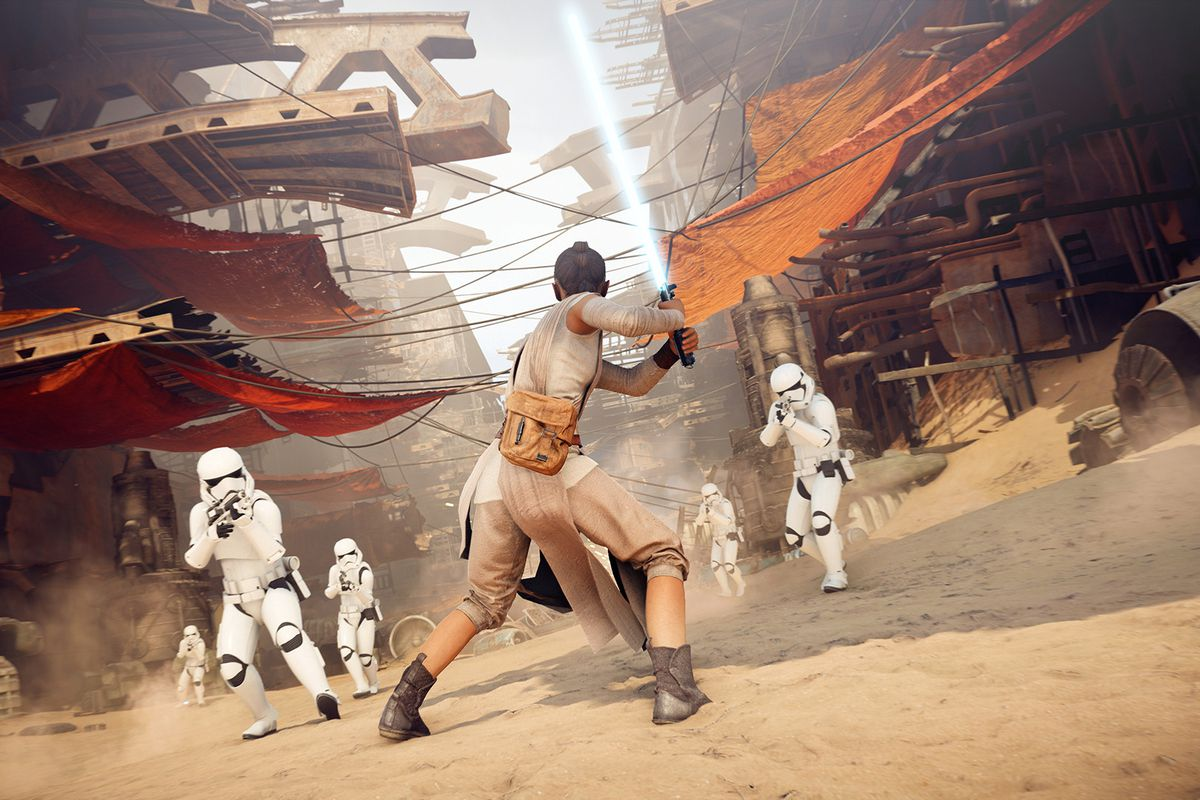 Star Wars Battlefront 2 Is Now Free On Pc And Worth A Second Chance Polygon
