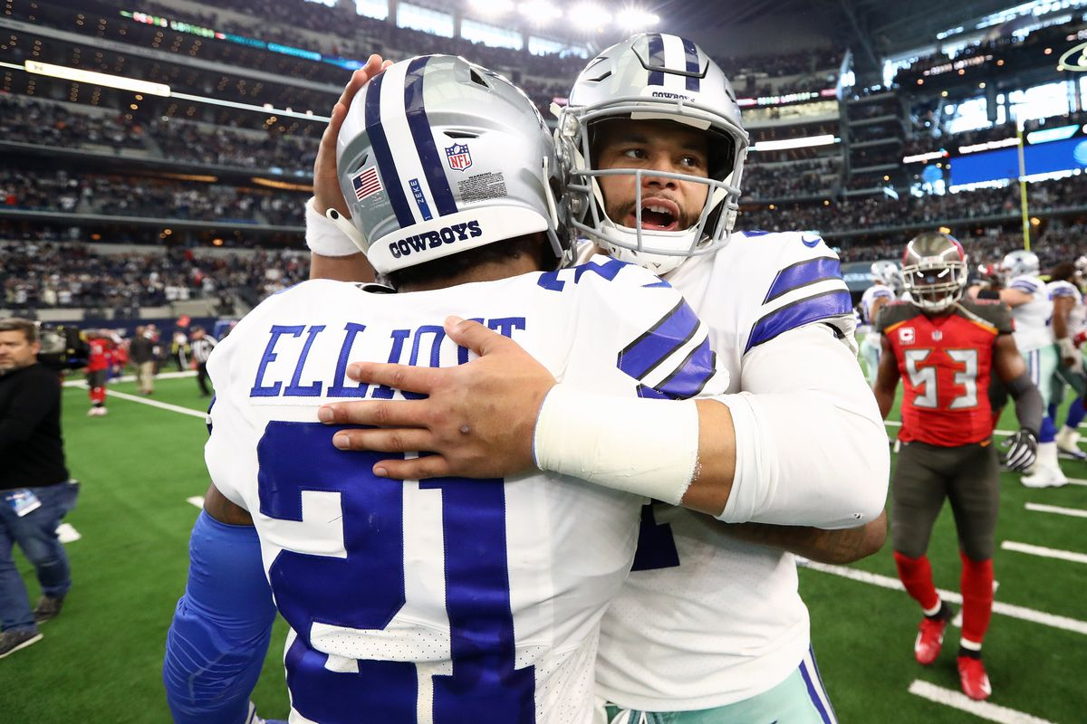 Cowboys news  The Dallas Cowboys win NFC East for second time in three  seasons a03a61171
