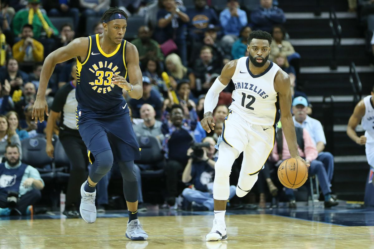 NBA: Indiana Pacers at Memphis Grizzlies