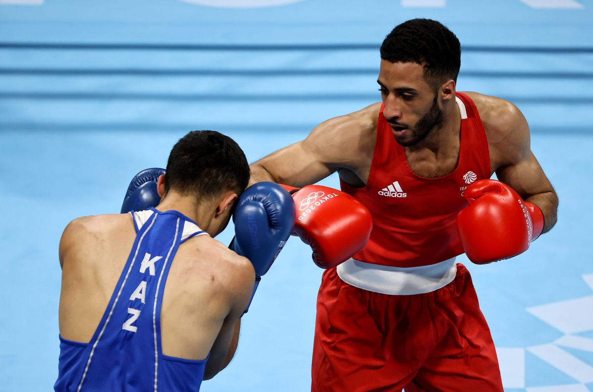 Boxing - Olympics: Day 13