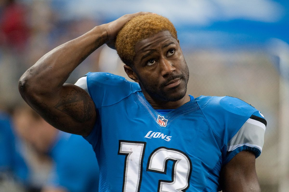 Lions Release Nate Burleson Pride Of Detroit