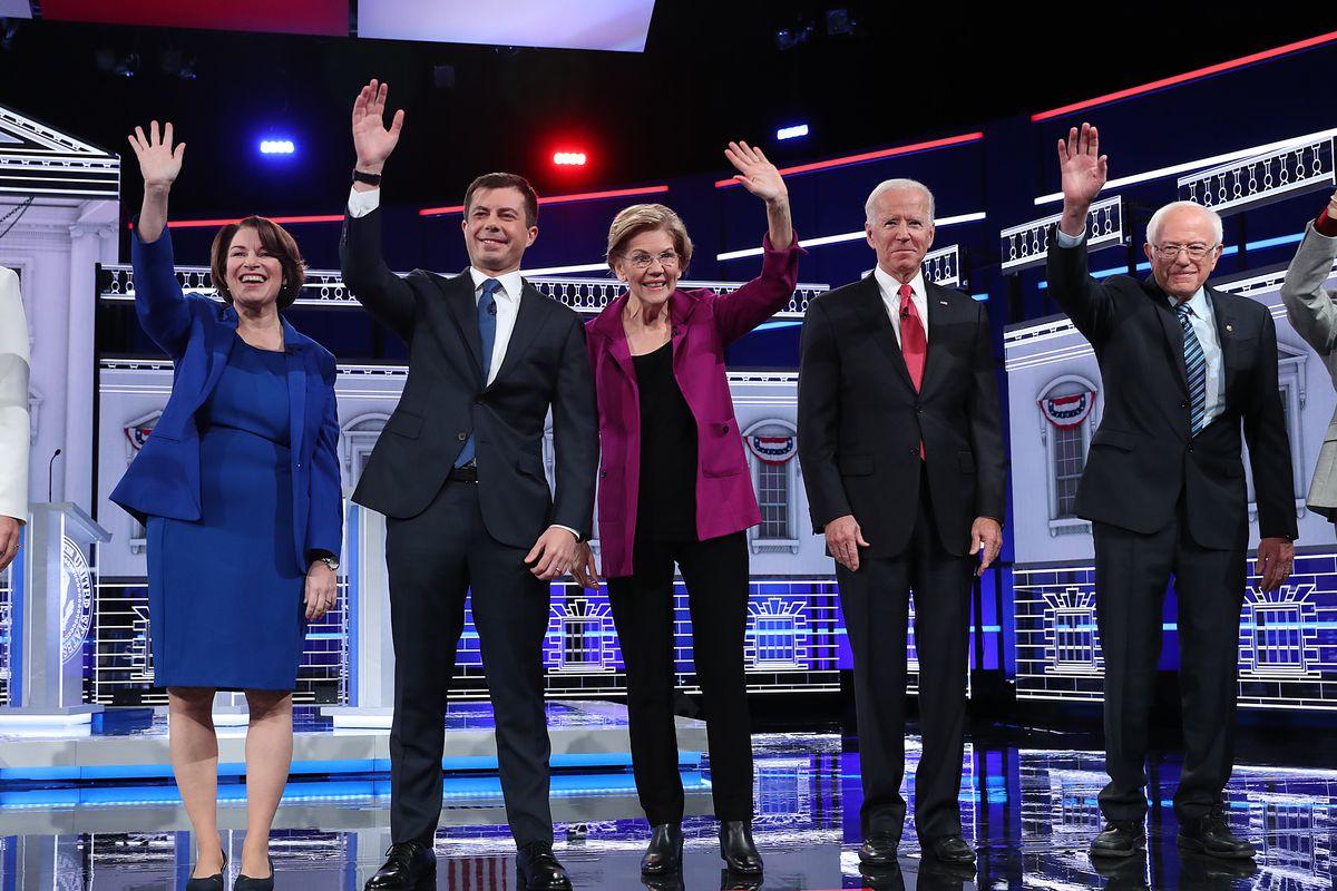 bernie sanders 2020 polls