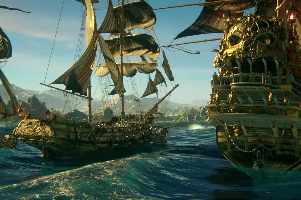 Pirate Games 2020.Ubisoft Pirate Game Skull Bones Delayed Into 2019 2020