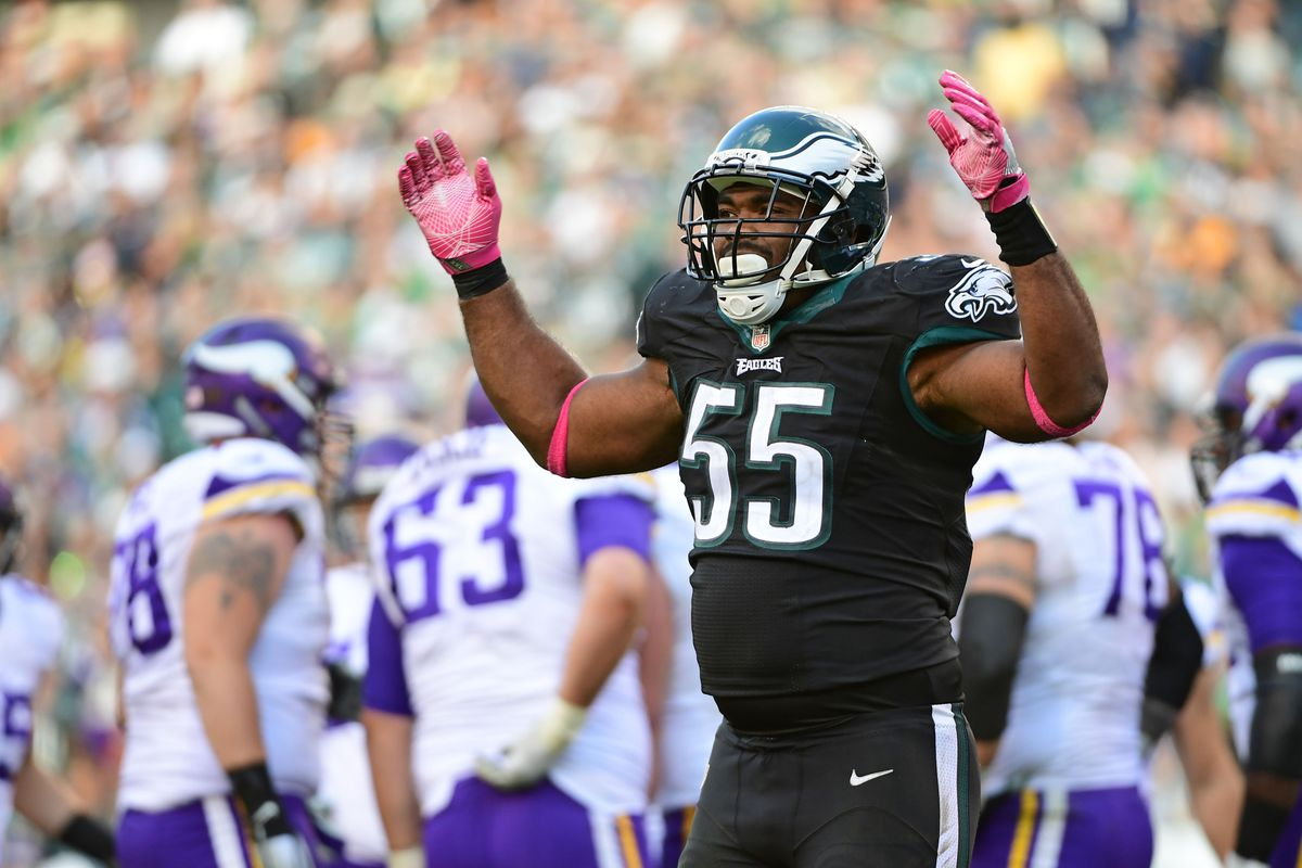 Brandon Graham Injury Eagles defensive end not seriously hurt