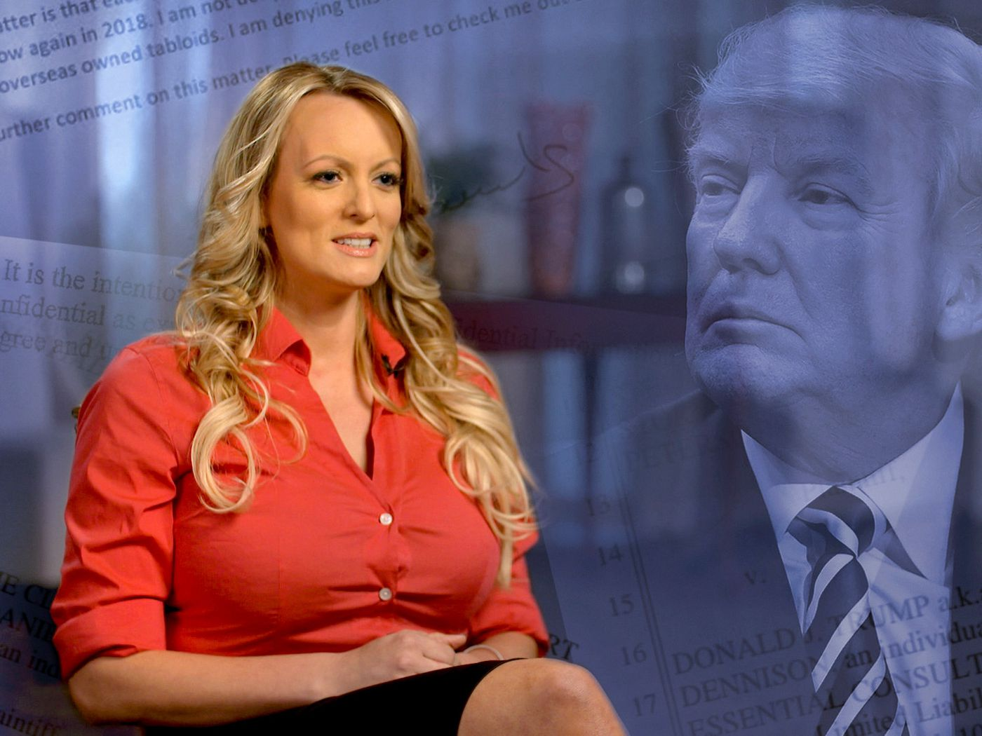 Stormy Daniels: Donald Trump's porn actress lawsuit scandal