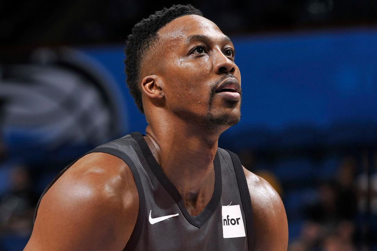 56caf13ca Was it Dwightmare VII or VII that finally put the kabosh on the Nets long  pursuit of Dwight Howard  We lost count. But now after the buyout and  request for ...