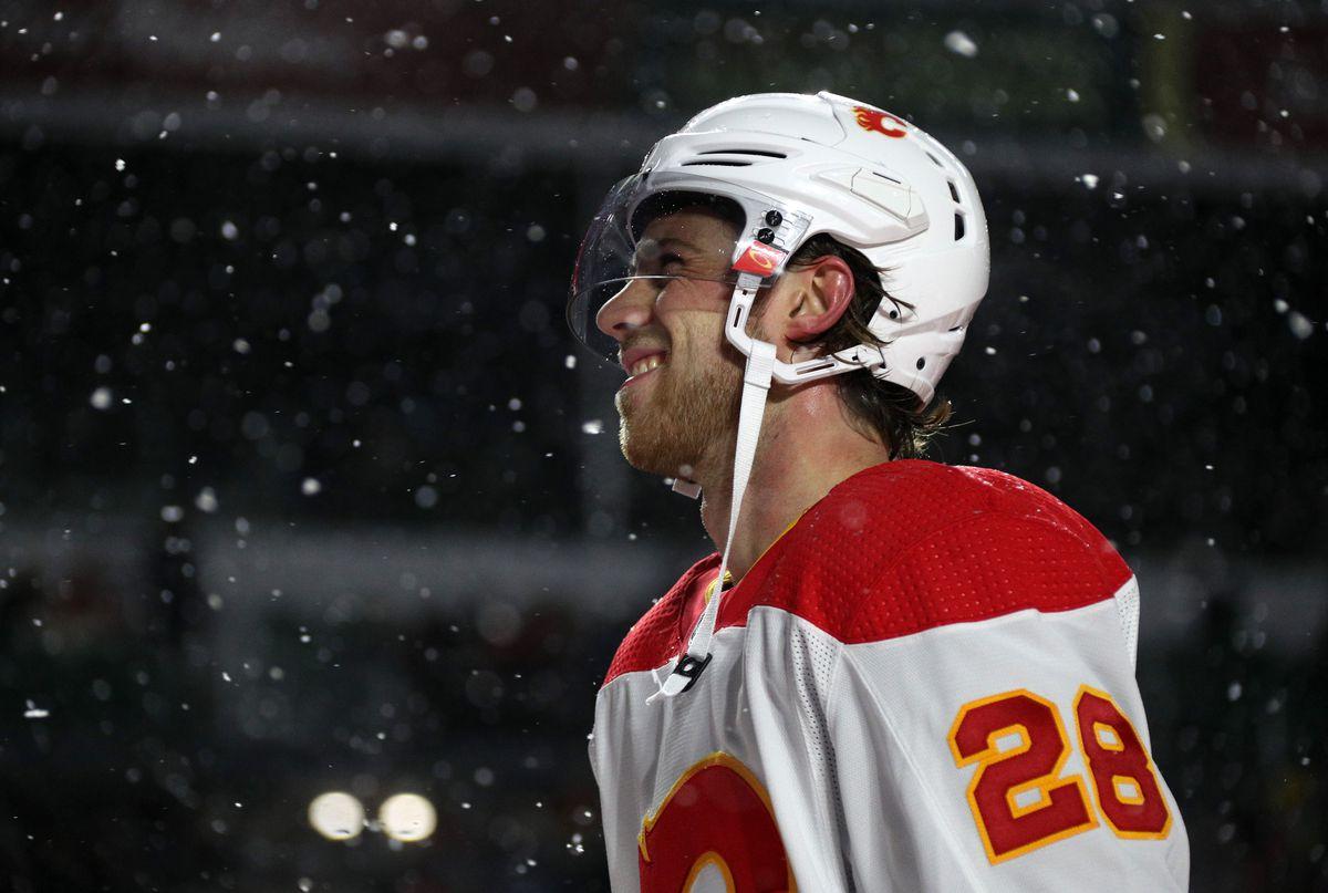 2019 Tim Hortons NHL Heritage Classic - Calgary Flames v Winnipeg Jets