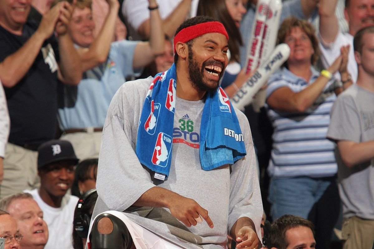 THE LIST 37 reasons Rasheed Wallace would be the greatest