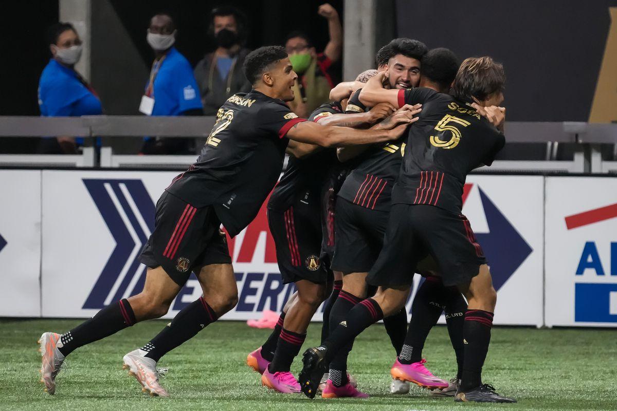 MLS: CF Montreal at Atlanta United FC