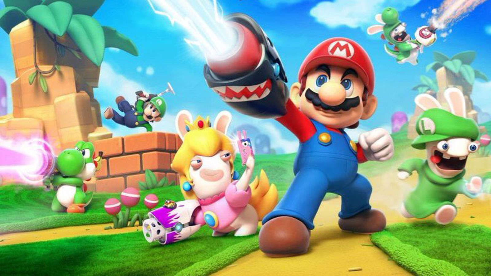 More Mario and Rabbids RPG details hint at gameplay