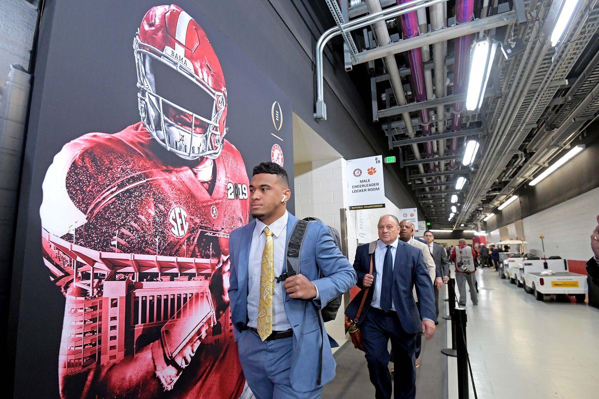2019 College Football National Championship Game: Alabama ...