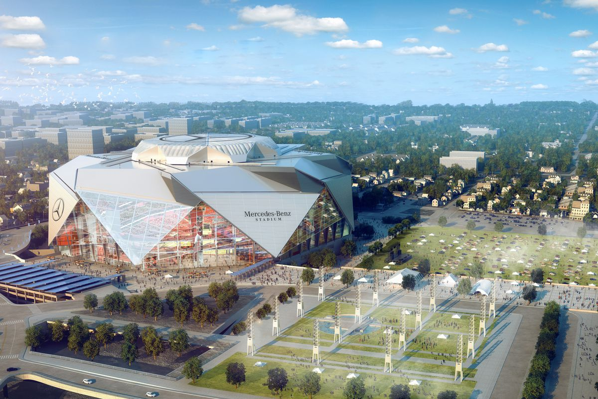 What To Expect At Mercedes Benz Stadium From A Fan Perspective