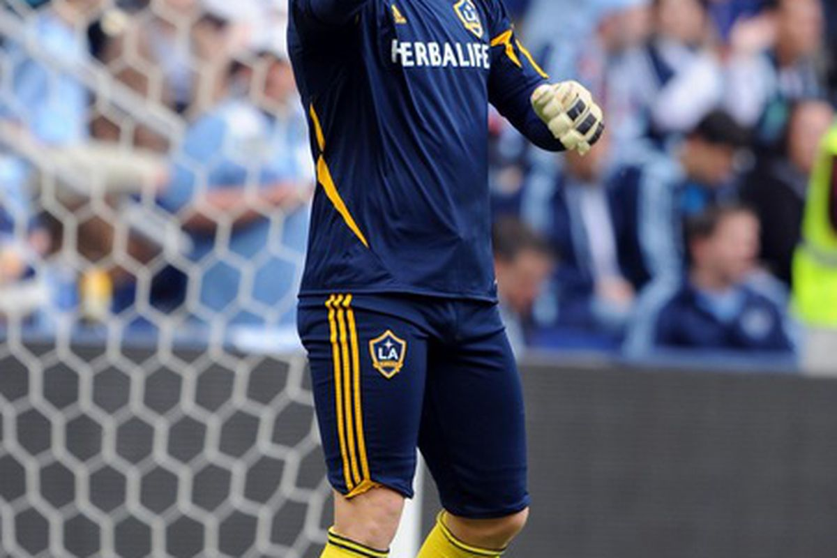 A lot of us are eager to see David Beckham and Robbie Keane but what about some love for Bill Gaudette?