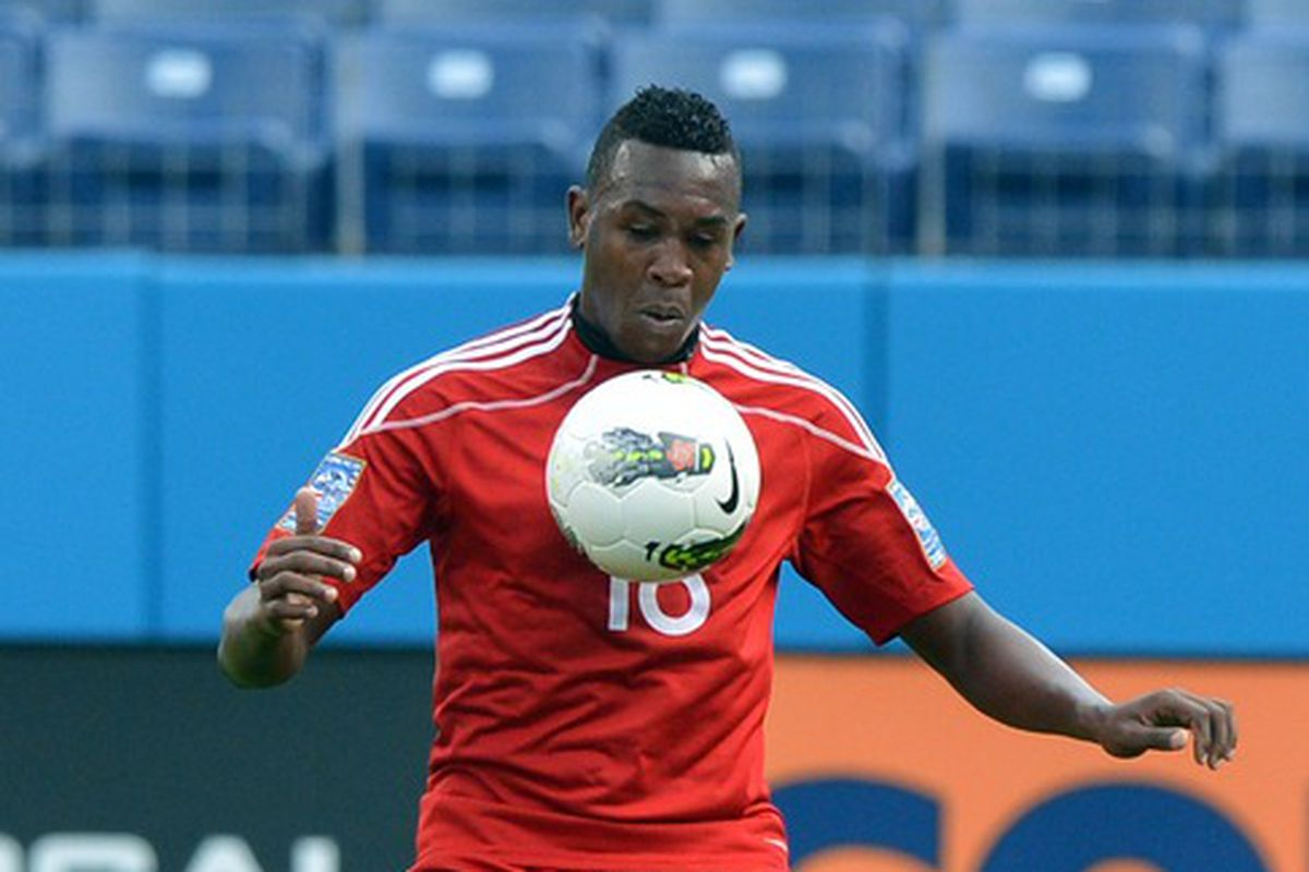 Eviel Cordoves left Cuba for the United States in 2012 and now plays for Charleston Battery in USL-Pro