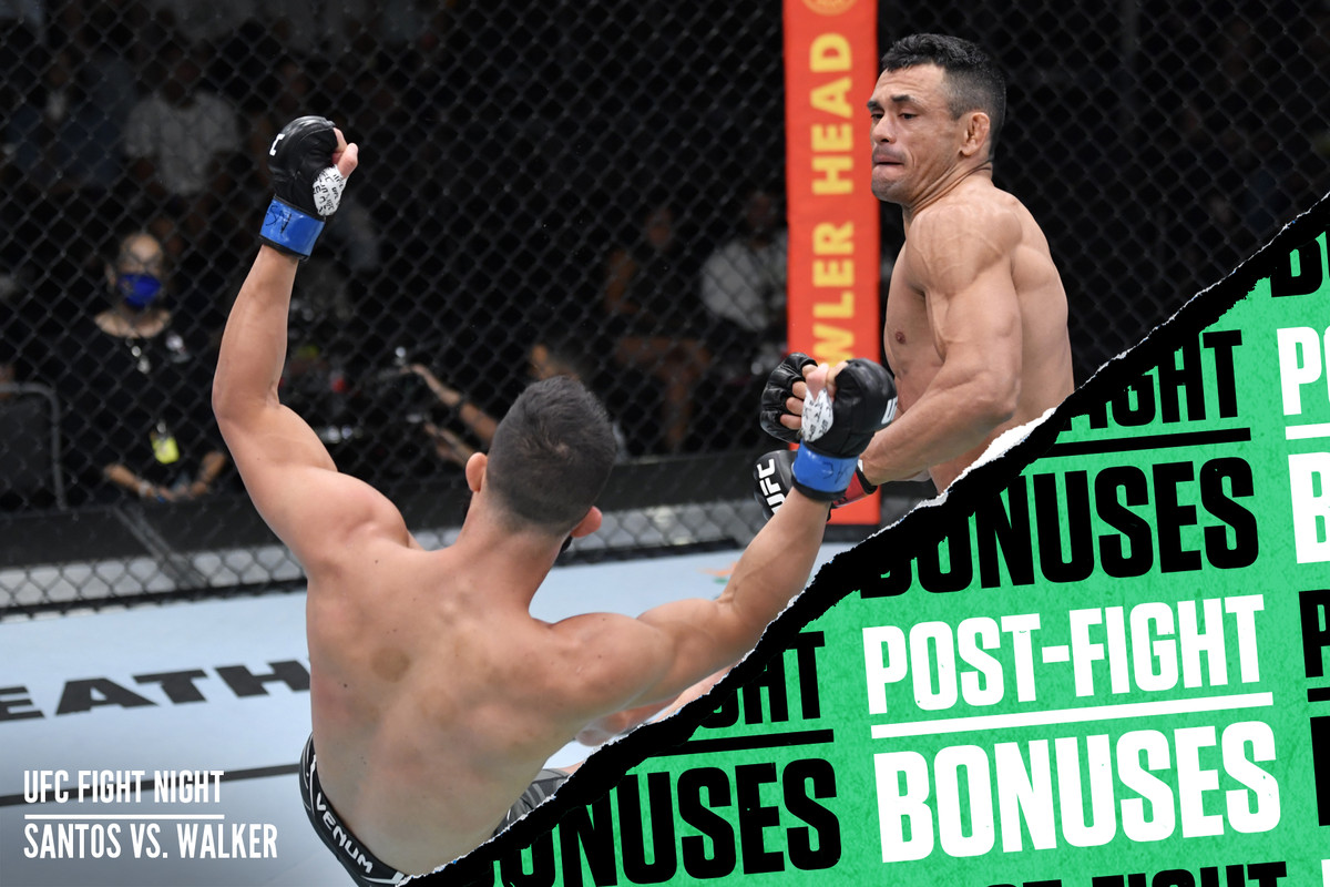 Douglas Silva de Andrade knocked out Gaetano Pirrello at UFC Vegas 38.