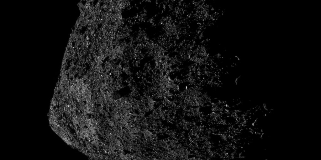 NASA spacecraft snaps detailed asteroid picture from closest orbit yet