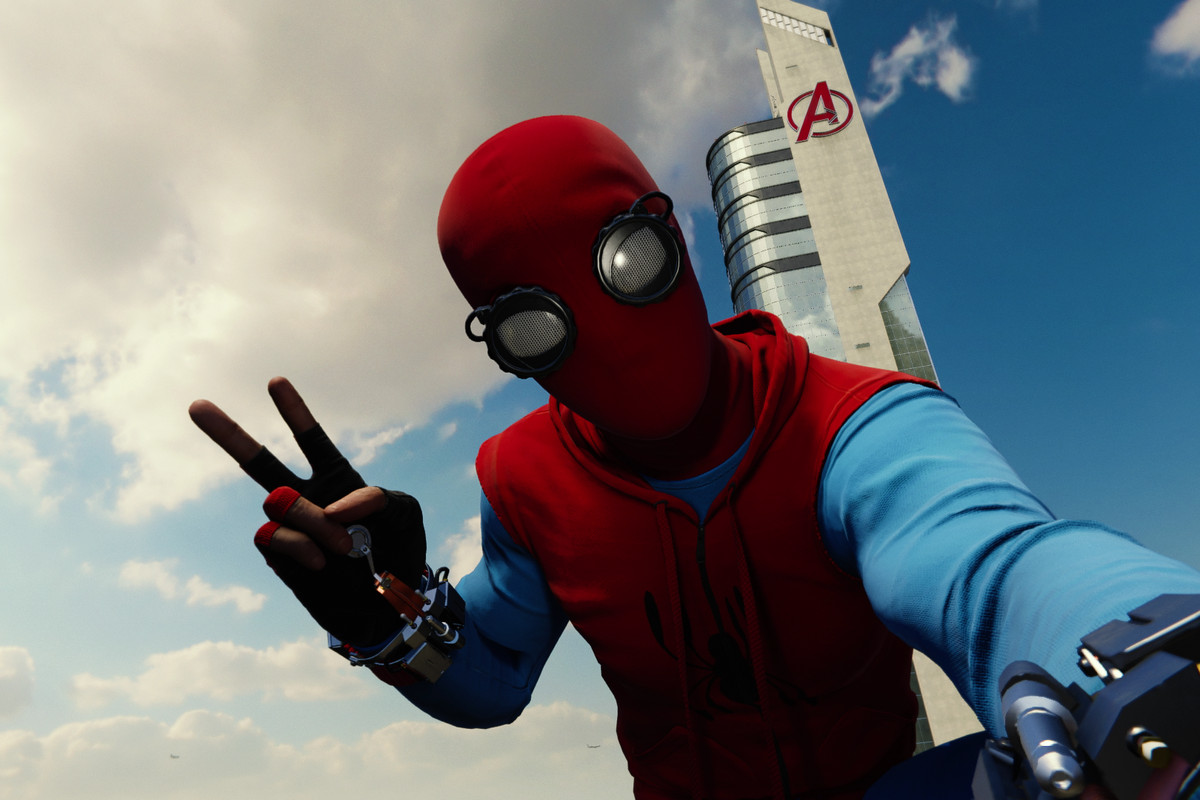 Spider-Man on the PS4 is getting a New Game Plus mode - Polygon