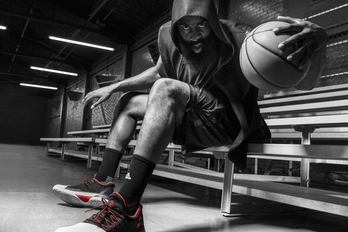 d7be634a4c38 Adidas announces James Harden s signature shoe - The Dream Shake