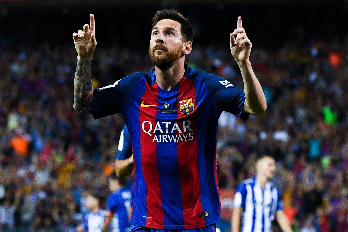 I'll like to stay with Barca till end of career, Messi says
