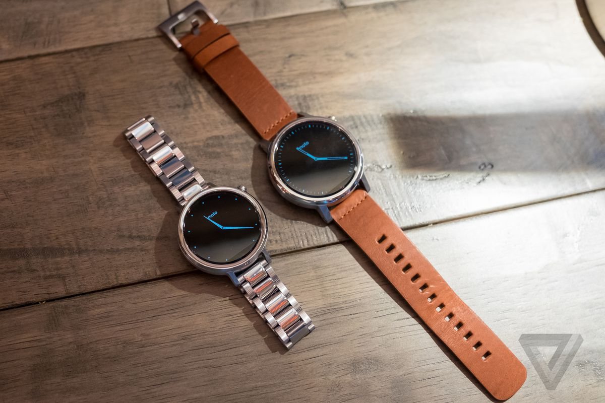 moto 360 iphone many android wear watches aren t working with the iphone 7 12658