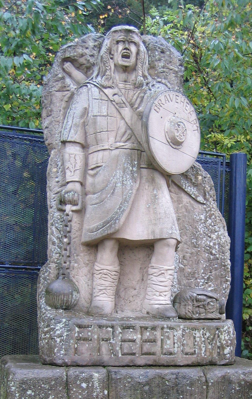 Mel Gibsonesque Wallace Monument