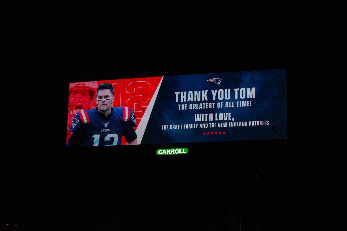 NFL: MAR 19 Patriots
