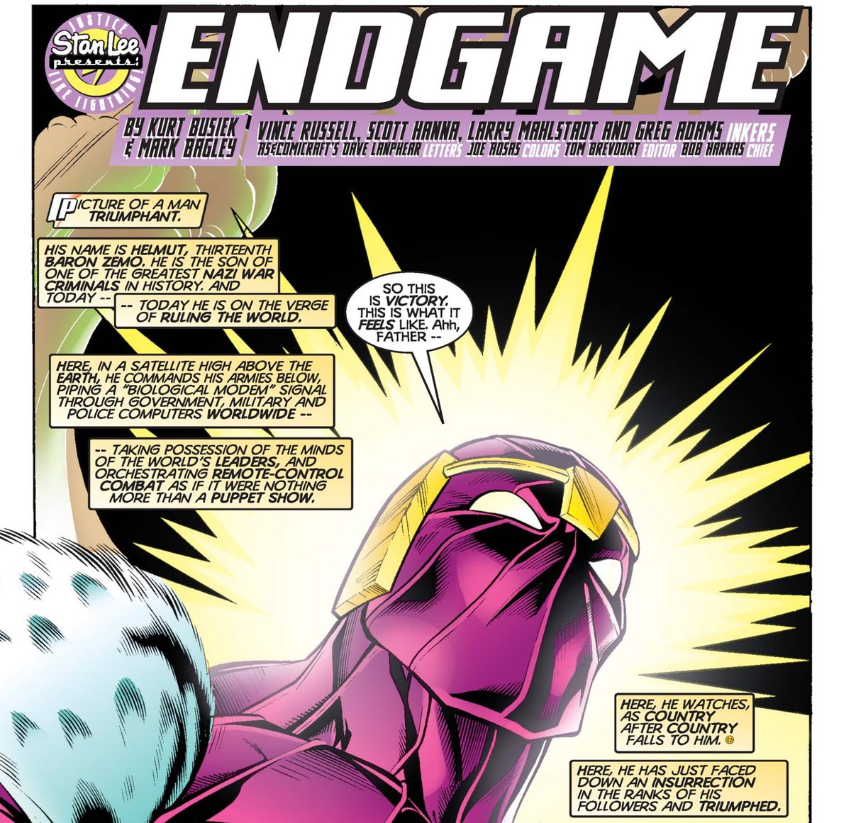 Avengers 4's Endgame title has a history in Marvel Comics