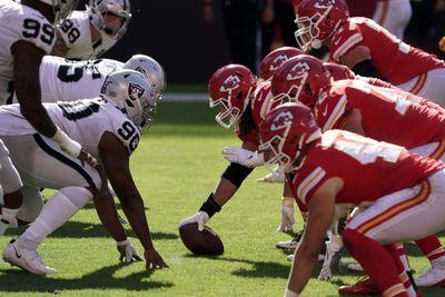 NFL: Las Vegas Raiders at Kansas City Chiefs