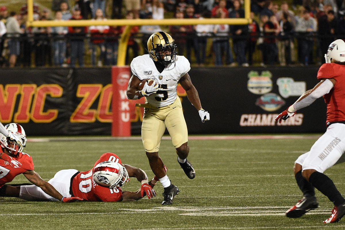 COLLEGE FOOTBALL: OCT 12 Army at Western Kentucky