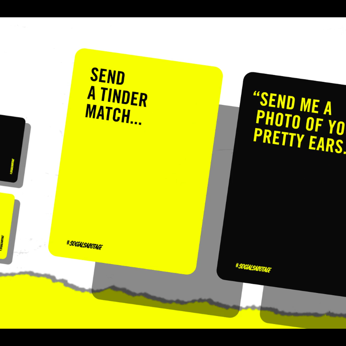 Buzzfeeds new social media card game is an easy way to harass buzzfeeds new social media card game is an easy way to harass people the verge reheart Gallery