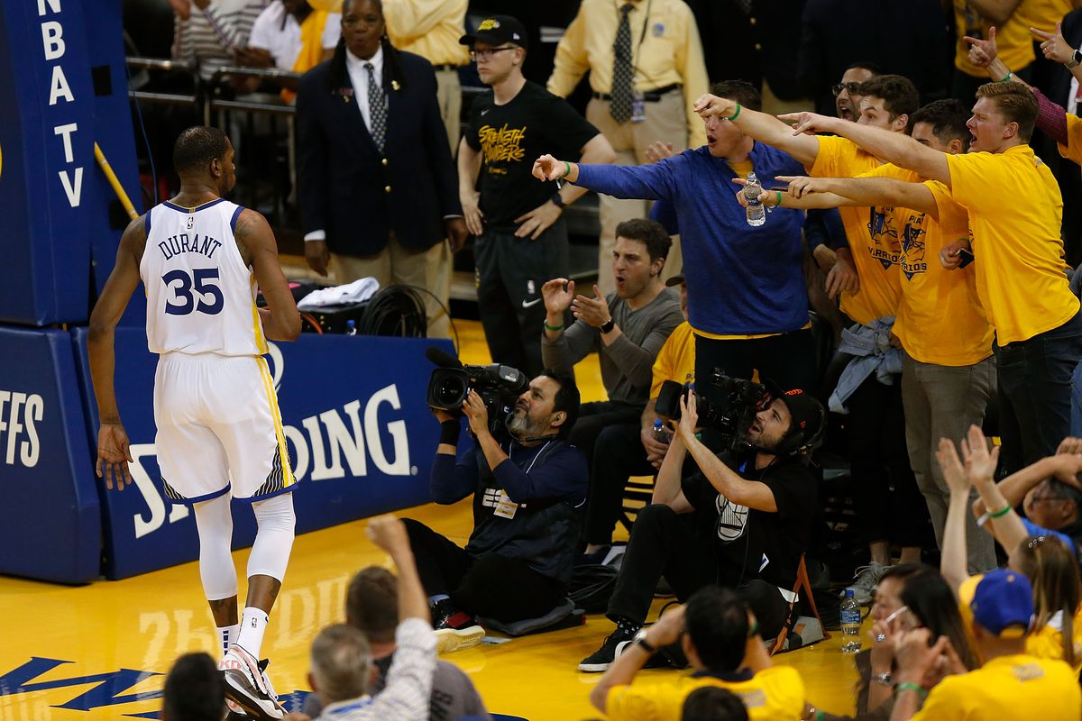 """252f127c01ab Kevin Durant on Saturday s ejection  """"I don t want to disappoint my coaches  and the fanbase"""""""