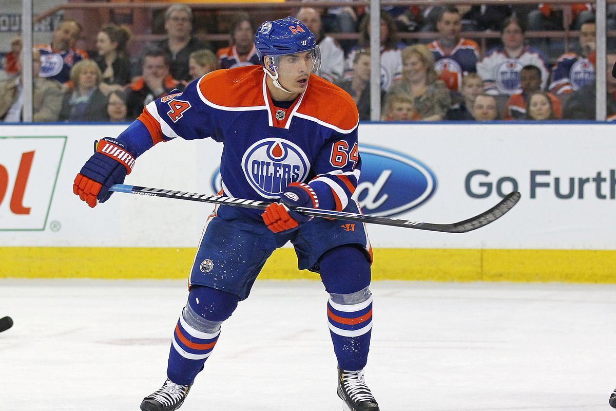 How can the Oilers best utilize Yakupov?