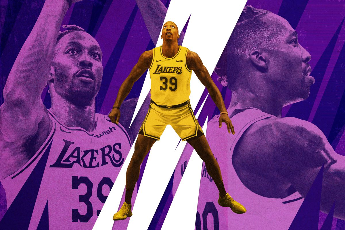 Dwight Howard Is Trying To Be Great By Being A Role Player