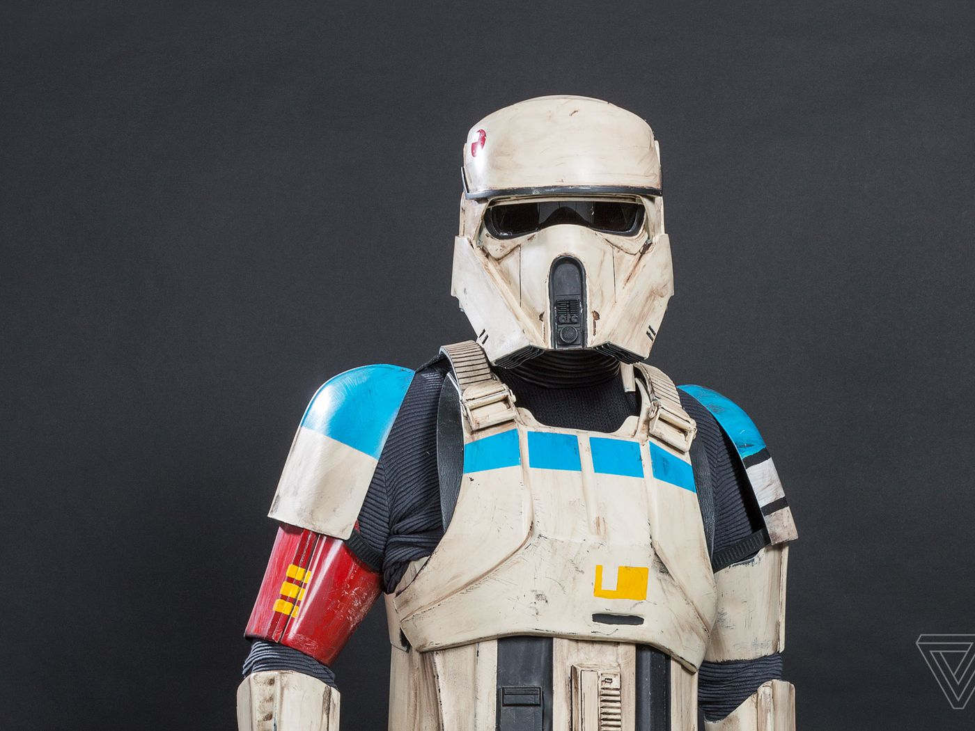 Build your own Star Wars Storm Trooper Costume Cosplay